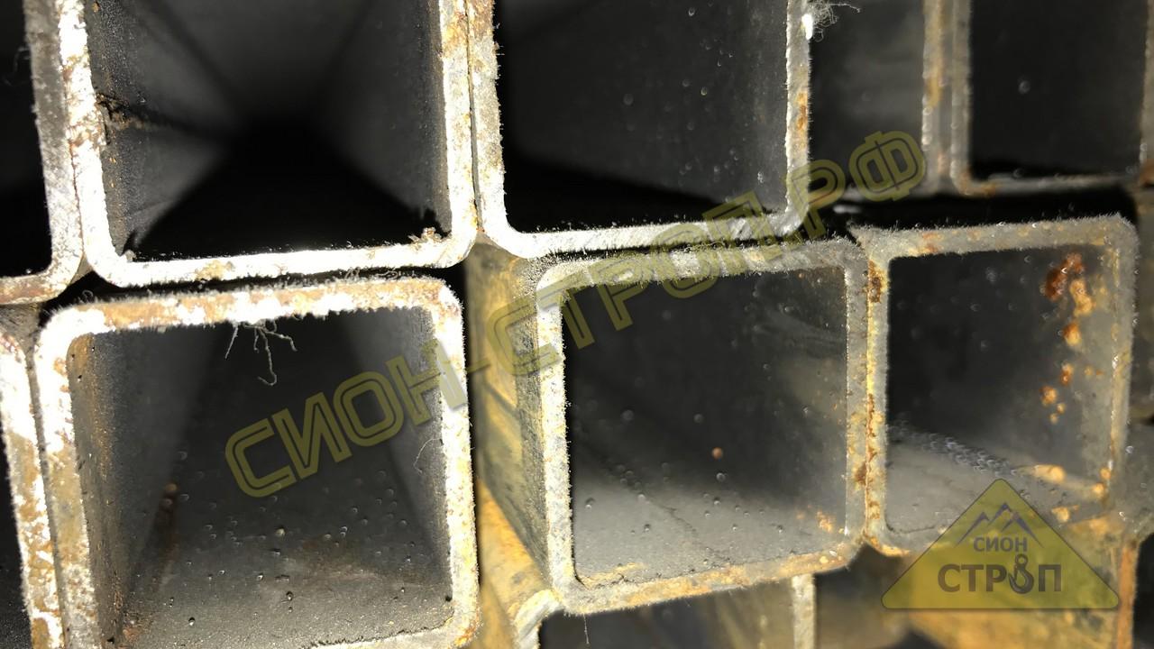 Труба квадратная 30х30х2 ГОСТ 13663-86