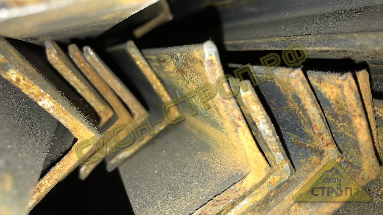 Уголок стальной 32Х32Х3 ГОСТ8509-93