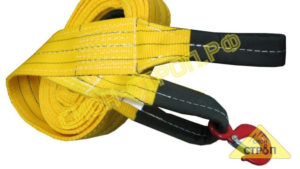 строп текстильный одноветвевой 1СТ